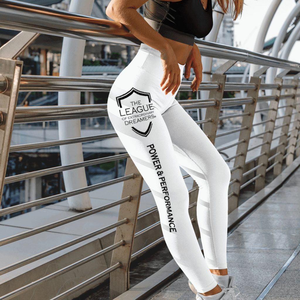 The League of Extraordinary Dreamers Leggings