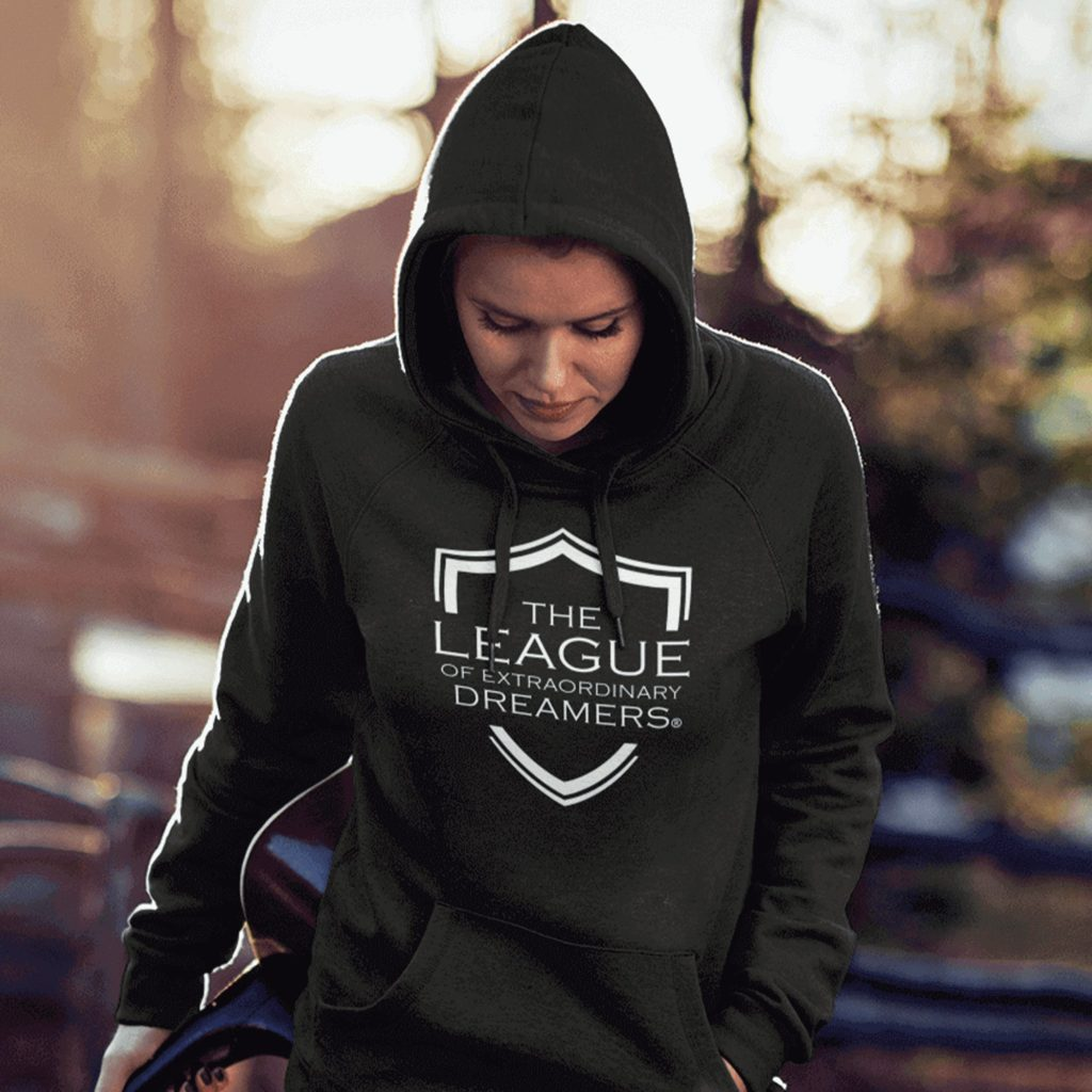 The League of Extraordinary Dreamers Premium Pullover Hoodie