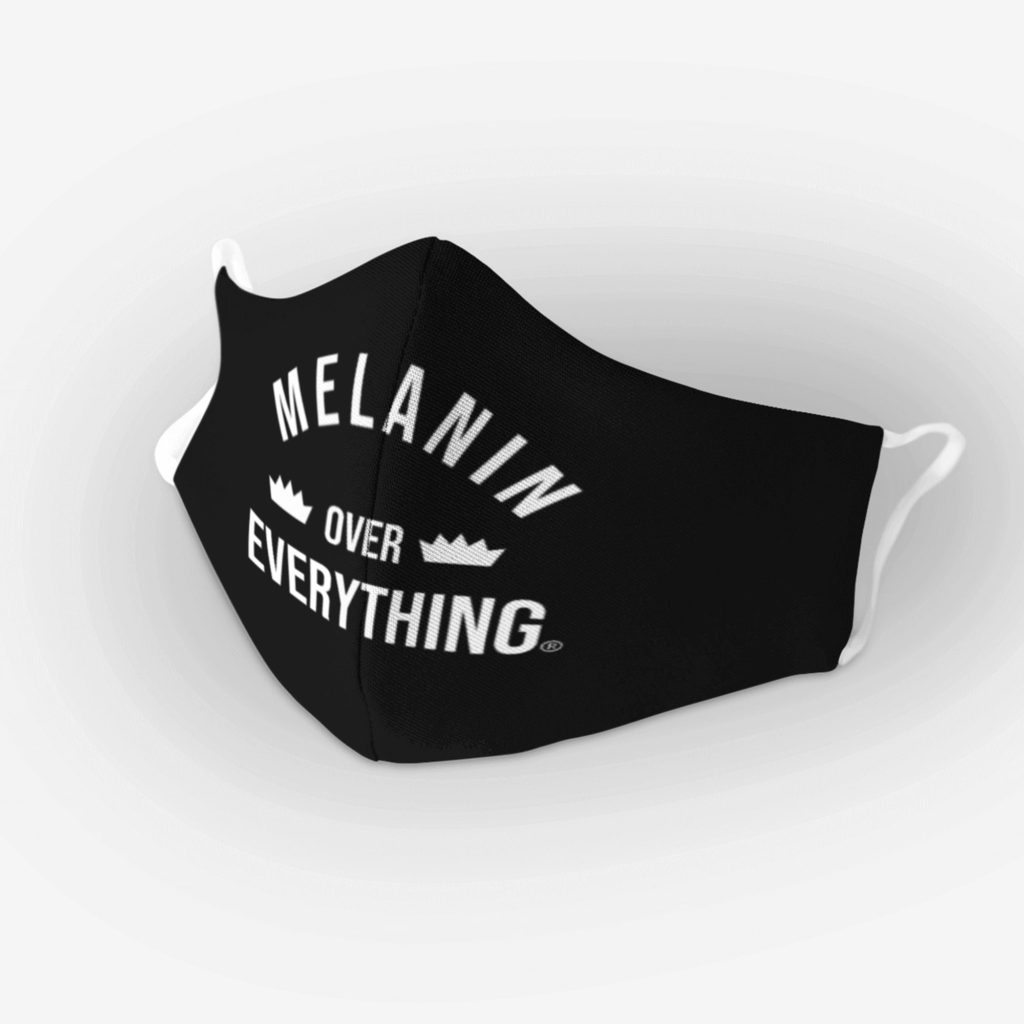 Melanin-Over-Everything-Mask